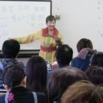 講師の森川先生